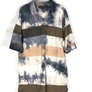 Tommy Hilfiger CUSTOM Short Sleeve Polo Shirt XL